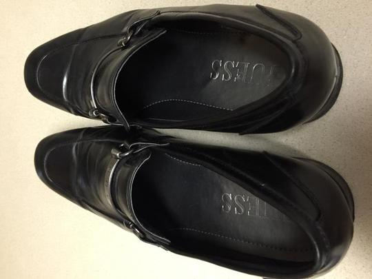 Guess Black .10 Dress Loafer Shoes Image 3