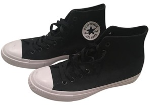 Converse High Tops High Tops black, white Athletic
