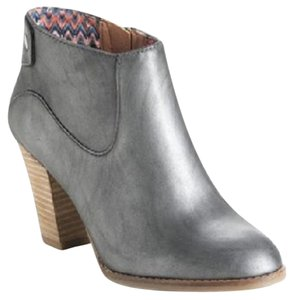Lucky Brand Gray Boots