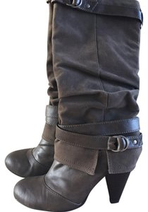 Fergalicious by Fergie dark taupe Boots