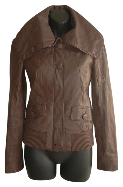 Preload https://item2.tradesy.com/images/brown-lamb-oversize-collar-leather-jacket-size-2-xs-20567791-0-1.jpg?width=400&height=650