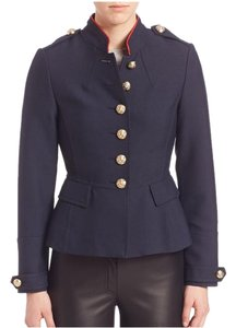 Burberry Brit Military Jacket Huntingdale Pea Coat