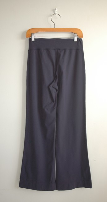 Lululemon wide leg navy still pants