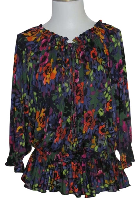 Preload https://img-static.tradesy.com/item/205679/cable-and-gauge-multicolor-medium-blouse-size-10-m-0-0-650-650.jpg