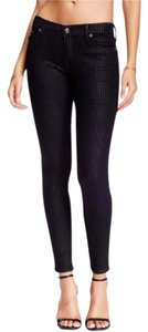 True Religion Houndstooth Halle W 26 Skinny Jeans