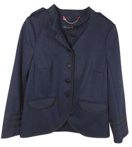 Marc by Marc Jacobs Navy Blue Black Jacket