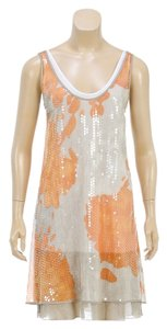 Rozae Nichols short dress Orange on Tradesy
