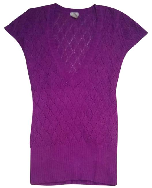Preload https://img-static.tradesy.com/item/20567985/delias-purple-sweaterpullover-size-8-m-0-2-650-650.jpg