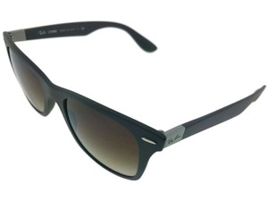 Ray-Ban RB4195-603313 Liteforce Unisex Brown Frame Brown Lens Sunglasses