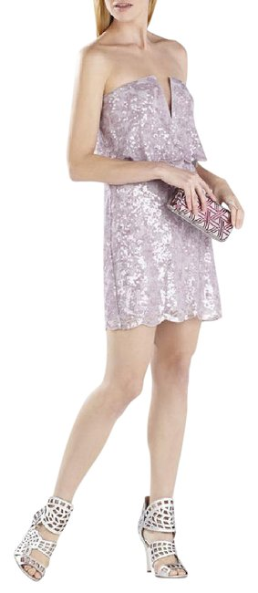 Preload https://item2.tradesy.com/images/bcbgmaxazria-lilac-muave-combo-reduced-scallop-hem-sequined-strapless-short-formal-dress-size-8-m-20568046-0-1.jpg?width=400&height=650