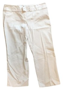 The Limited Capri/Cropped Pants White