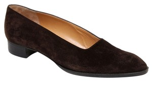 Hermes Brown Flats