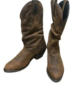 Durango Cowboy Leather brown Boots