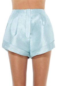 C/meo Collective Cute Going Out Friday Dress Shorts Light Blue