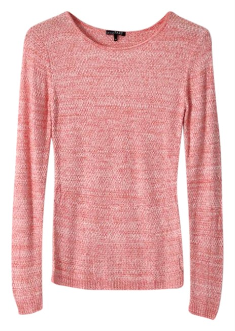 Preload https://item3.tradesy.com/images/red-knit-blouse-sweaterpullover-size-0-xs-20568452-0-1.jpg?width=400&height=650