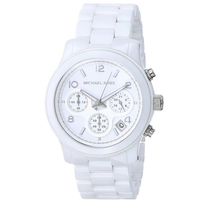 Item - White Mk5161 Ceramic Watch