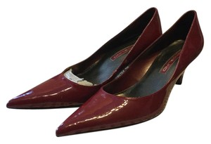 Bandolino Red Size 7 1/2 deep red Pumps