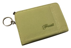 Fossil Fossil Light Green mini wallet/coin purse