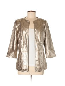 Chico's Gold Jacket
