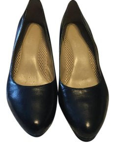 Easy Spirit Black black leather Pumps