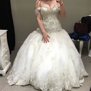Allure Bridals Allure Bridal Princess Wedding Dress Wedding Dress