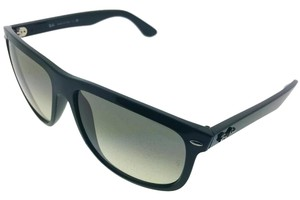 Ray-Ban RB4147-601-32 Highstreet Black frame Grey Lens Genuine Sunglasses