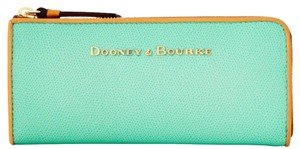 Dooney & Bourke Sea Foam Clutch