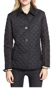 Burberry Brit Quilted Black Jacket
