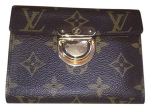 Louis Vuitton Monogram Koala Compact Wallet