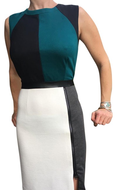 Preload https://item3.tradesy.com/images/w118-by-walter-baker-black-green-grey-white-color-mid-length-workoffice-dress-size-4-s-20569012-0-2.jpg?width=400&height=650