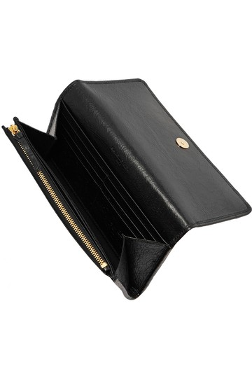 Balenciaga Balenciaga Classic Gold Money Wallet
