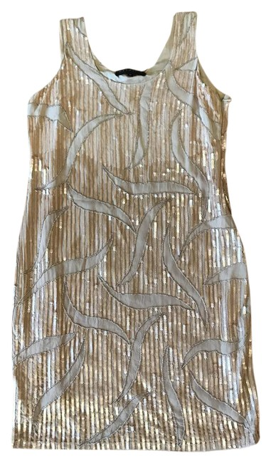 Natasha Couture Sequin Silk Australian Dress