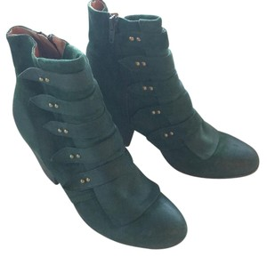 Jeffrey Campbell Hunter Green Boots