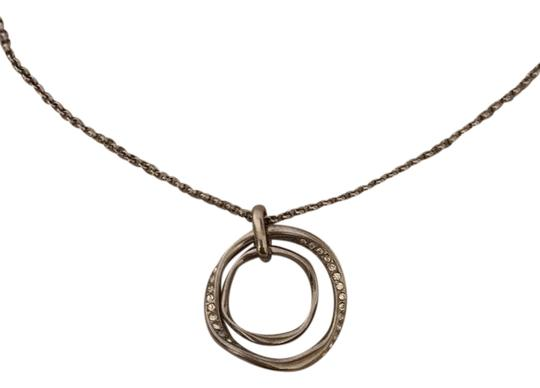 Preload https://item1.tradesy.com/images/fossil-steel-long-twist-pendent-necklace-20569115-0-2.jpg?width=440&height=440