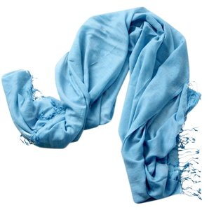Other Blue Scarf Wrap