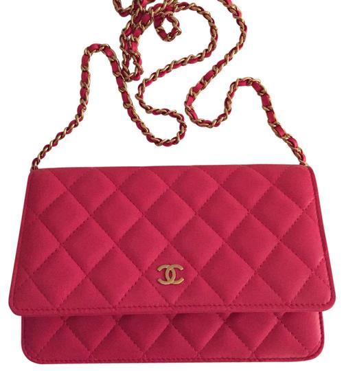 Preload https://item4.tradesy.com/images/chanel-wallet-on-chain-fuchsia-lambskin-leather-cross-body-bag-20569238-0-2.jpg?width=440&height=440