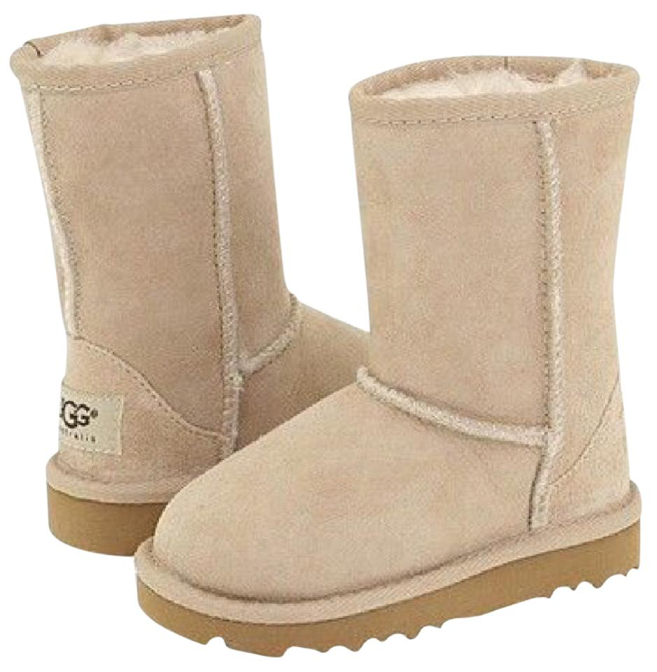 ugg australia ugg classic short sand boots on sale 40 off boots booties on sale. Black Bedroom Furniture Sets. Home Design Ideas