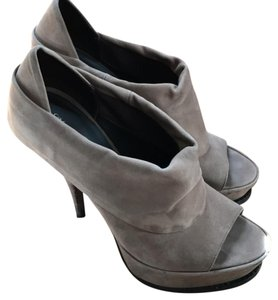 Elizabeth and James Taupe Platforms