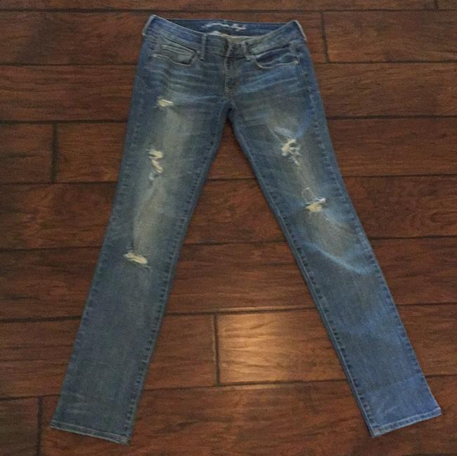 Preload https://item3.tradesy.com/images/american-eagle-outfitters-medium-wash-distressed-7632-skinny-jeans-size-29-6-m-20569497-0-0.jpg?width=400&height=650