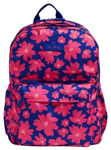 Vera Bradley Art Poppies Bradley Floral Backpack