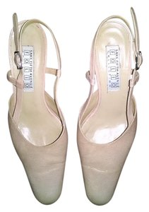 Saks Fifth Avenue Nude Sandals