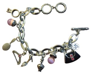 Juicy Couture juicy couture shopping charm bracelet