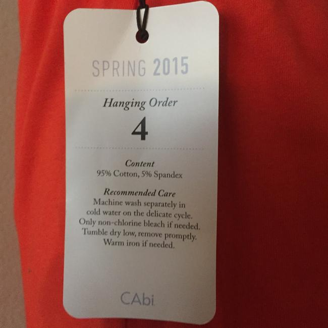 CAbi Skirt red or gray