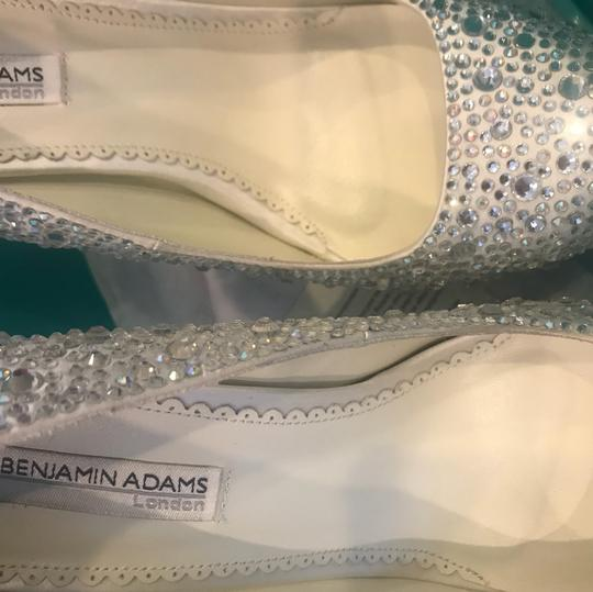 Benjamin Adams Ivory Pumps