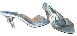J. Renee clear transperant Pumps