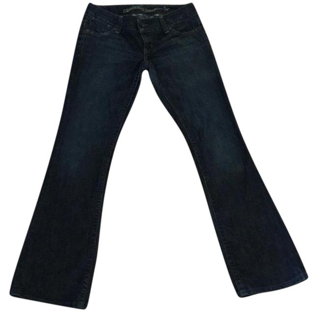 Preload https://img-static.tradesy.com/item/20569667/american-eagle-outfitters-dark-rinse-artist-7869-flare-leg-jeans-size-29-6-m-0-1-650-650.jpg