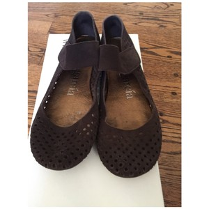 Pedro Garcia Flat Shoe Brown Flats