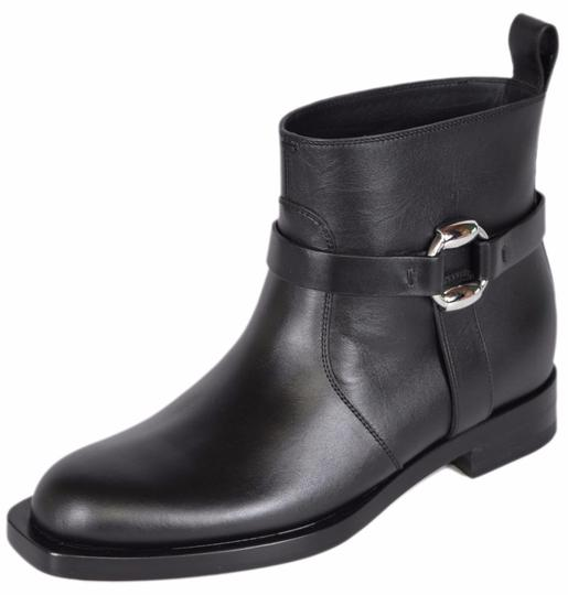 Preload https://item4.tradesy.com/images/gucci-black-women-s-370691-leather-cirano-lux-ankle-345-bootsbooties-size-us-45-regular-m-b-20570008-0-0.jpg?width=440&height=440
