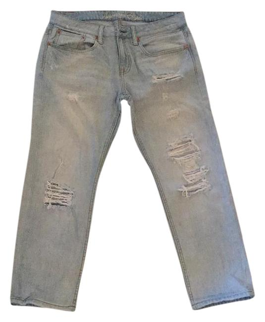 Preload https://item1.tradesy.com/images/american-eagle-outfitters-light-wash-distressed-7527-capricropped-jeans-size-29-6-m-20570100-0-1.jpg?width=400&height=650