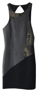 Jay Godfrey Cocktail Mini Dress
